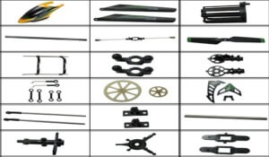 RC Helicopter Accesories buying