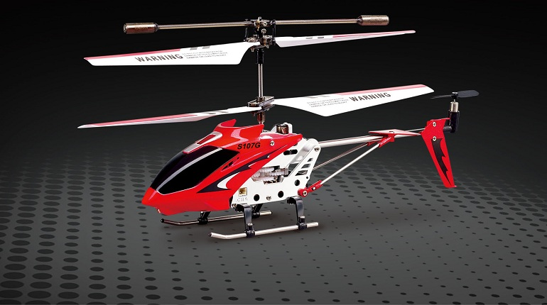 Syma S107-G RC Helicopter review