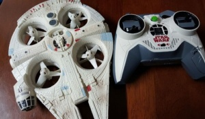 Millenium Falcon quadcopter buying