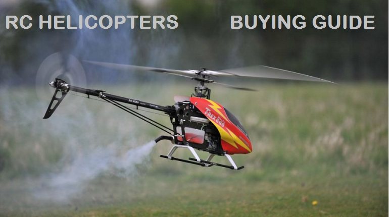 RC helicopters buying guide