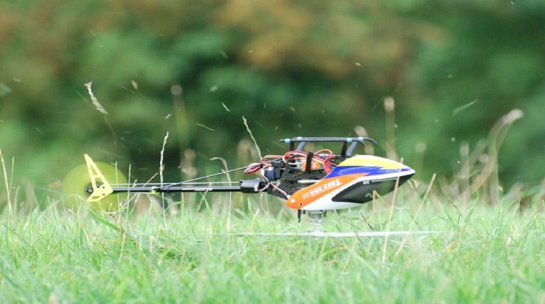 RC Helicopter Flying Tips