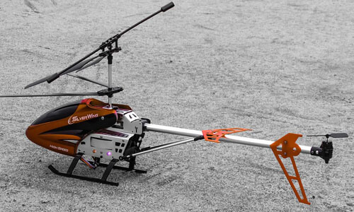 FPV helicopter