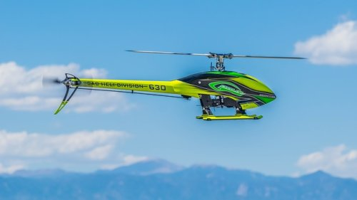 RC Helicopters review